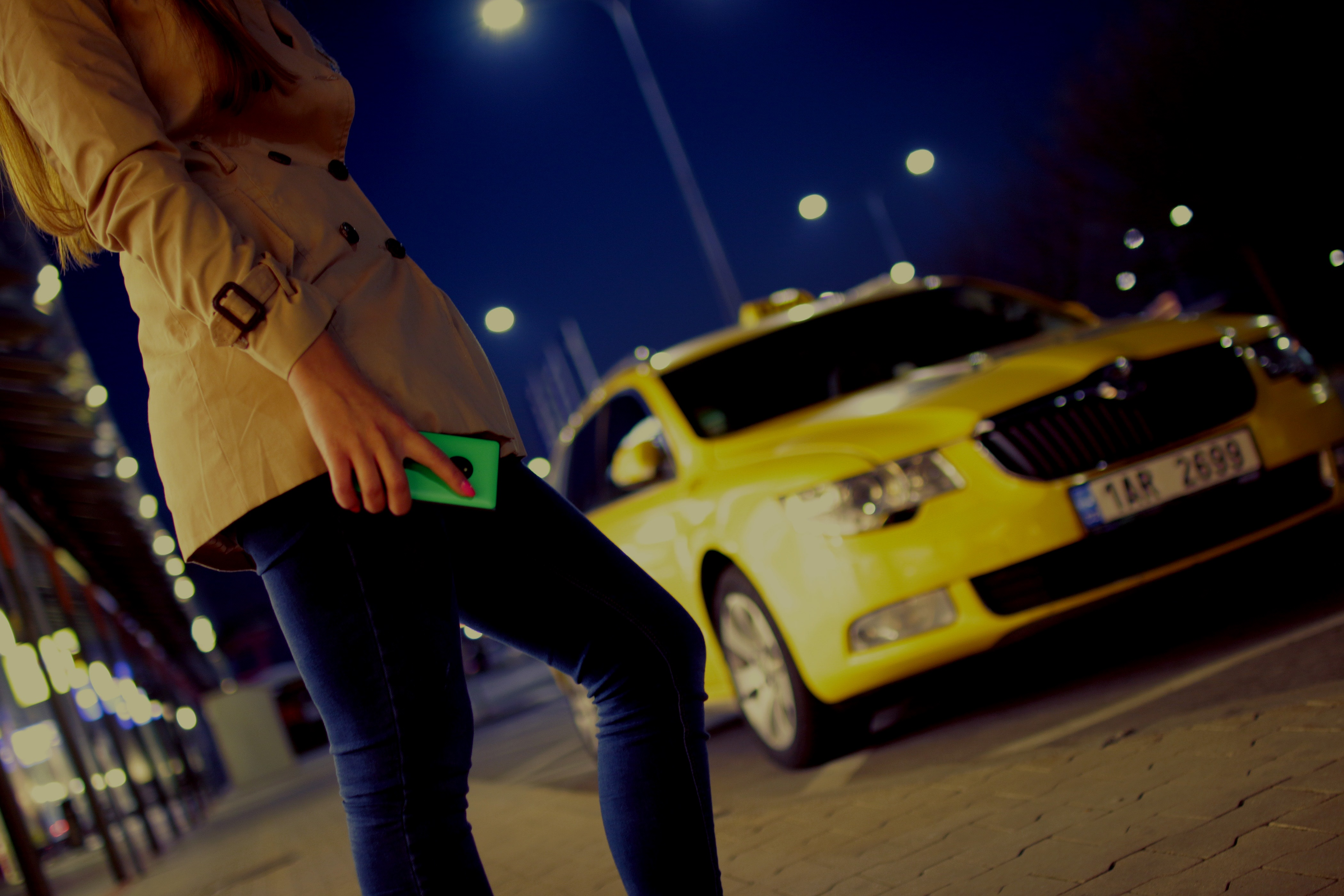 Testes de preparação para exame Motorista de Táxi
